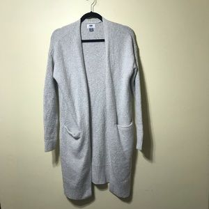 Cookies n cream boyfriend cardigan